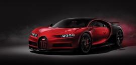 Avec sa Chiron Sport, Bugatti vise le record
