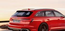 La future Audi RS6 dévoilée !